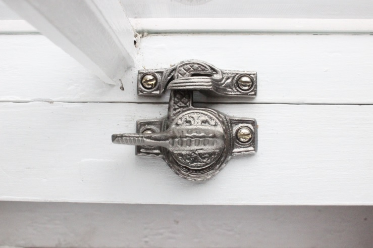 Antique Sash Lock Overview