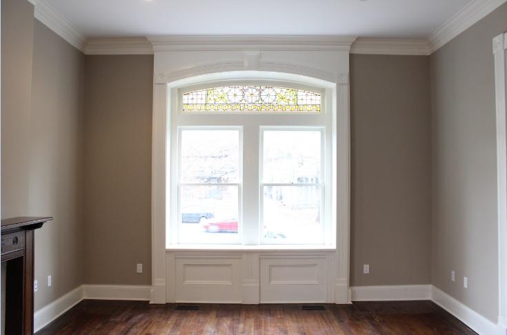 Large Picture Window Restoration