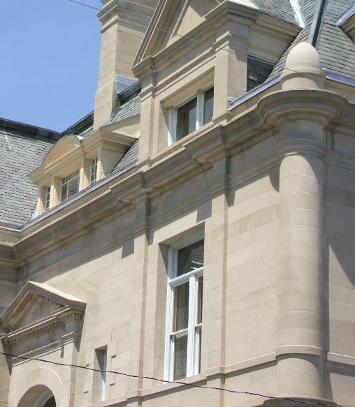 Old Federal Building Frankfort KY