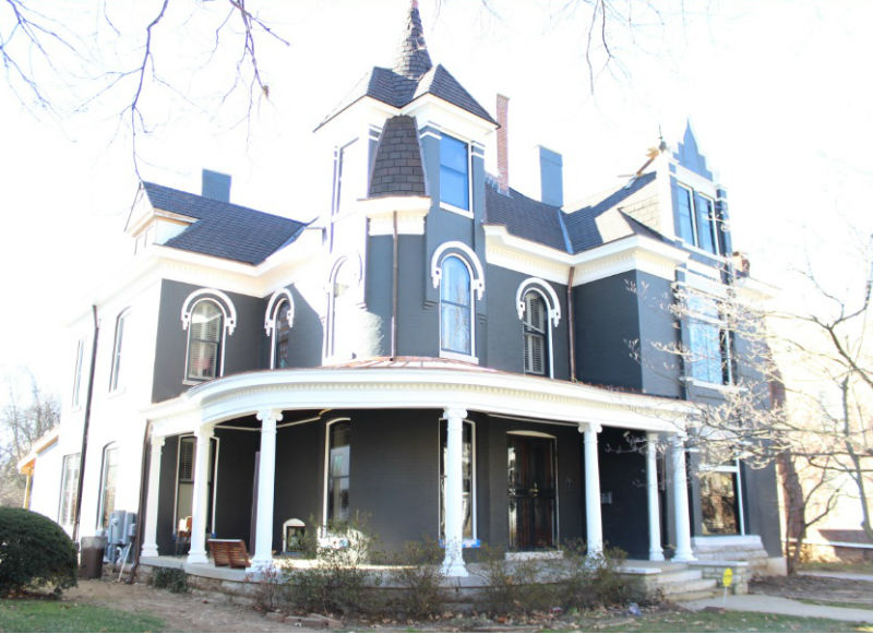 1860's Fully Remodeled Home with Restored Original Wooden Windows