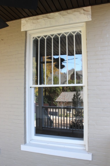 Restored Double Hung Wooden Window Lexington KY
