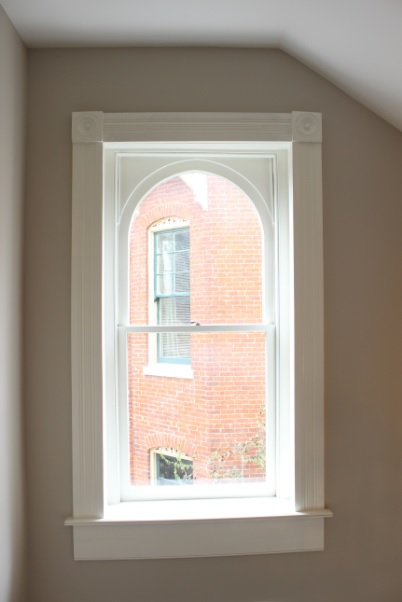 Wooden Window Working Like New in 1910 Home