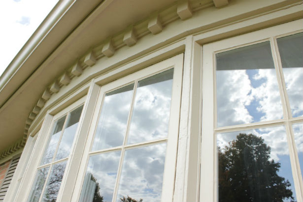 window restoration of large sash