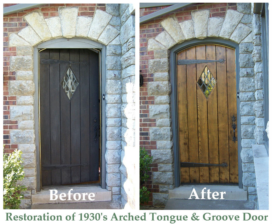 Door Restoration lexington ky